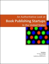 An Authoritative Look at Book Publishing Startups