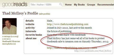 Thad McIlroy on Goodreads