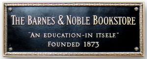 © Barnes & Noble, Inc.