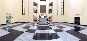 The Biblioteca Nacional de Colombia (photo: Thad McIlroy)