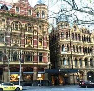 Historic Melbourne